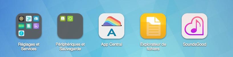 dossiers applications - Asustor ADM 3.0 est disponible en Bêta...