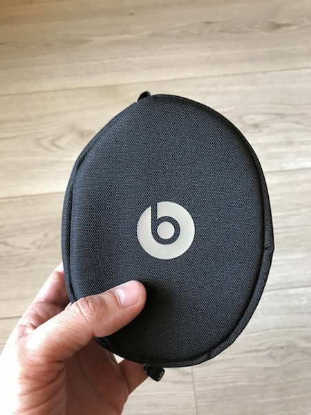 etui solo3 - Test du casque Beats Solo3 sans fil / Wireless
