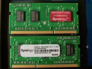 ram DS1517plus 300x225 - NAS - Test du Synology DS1517+