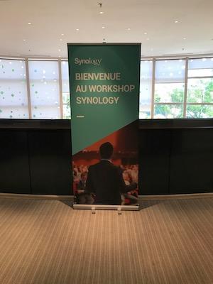 synology workshop - Workshops Synology 2017