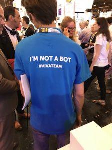 im not a bot 225x300 - Le Vivatech attire toujours autant de monde... voir plus