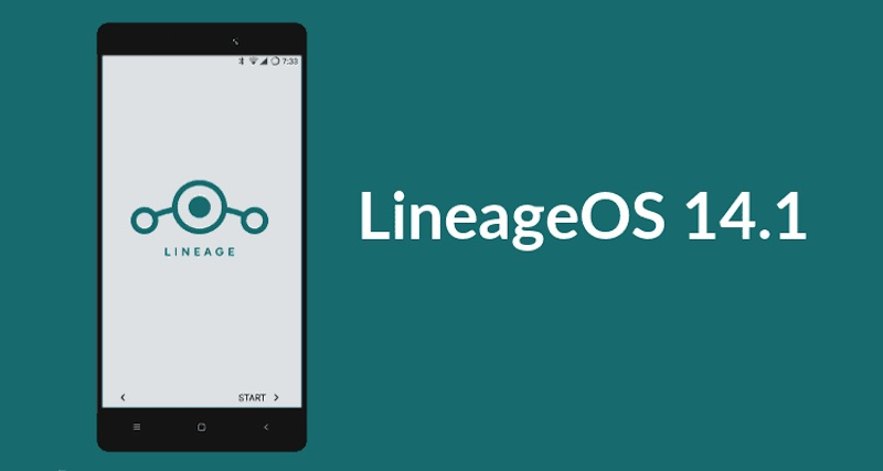 lineageos - Android - LineageOS 14.1 s'améliore encore...