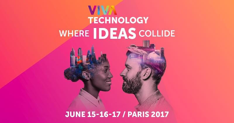 vivatech 2017 paris - Le Vivatech attire toujours autant de monde... voir plus