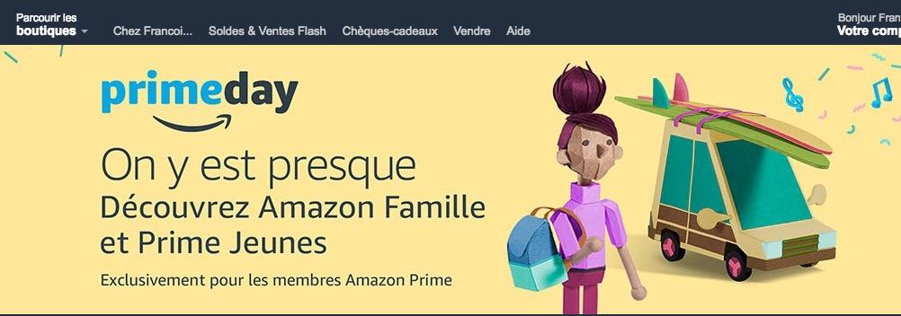 Amazon Prime day - Comment je gagne/économise de l'argent avec Amazon Prime...