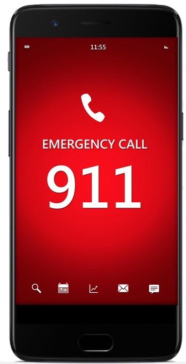 Oneplus 5 911 - USA : Impossible d'appeler les secours avec son smartphone...