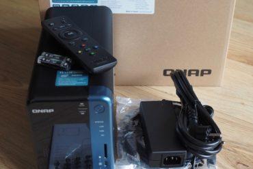 QNAP TS 253B Test 370x247 - NAS - Test du QNAP TS-253B