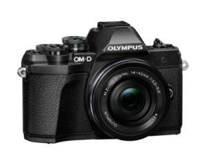 OM D E M10 Mark III black 300x225 - Olympus annonce OM-D E-M10 Mark III : 4K, TruePic VIII...