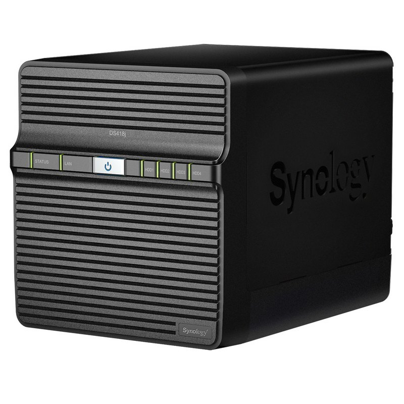 Synology DS418j nas - NAS - Synology lance le DS418j