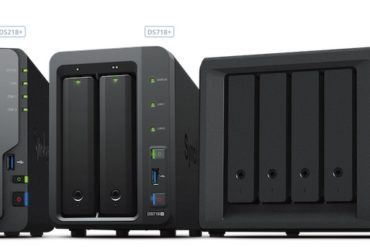 DS918pls DS718plus DS218plus 370x247 - NAS - Synology DS218+ DS718+ et DS918+ (Intel J3355 & J3455, RAM extensible, H.265...)