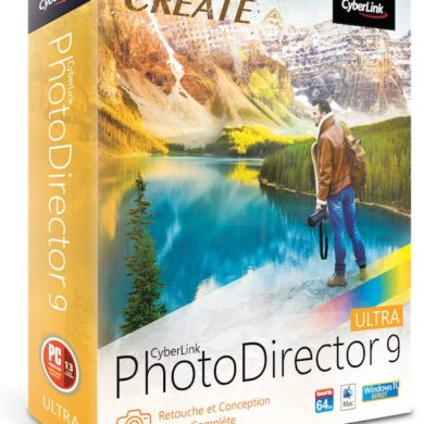 PhotoDirector 9 Ultra 390x390 - PhotoDirector 9 est disponible