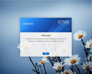 TOS 3 Installation 1 300x241 - NAS - Test du TerraMaster F2-220