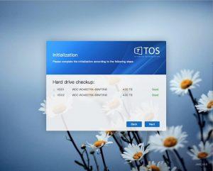 TOS 3 Installation 3 300x241 - NAS - Test du TerraMaster F2-220