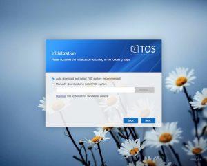 TOS 3 Installation 4 300x240 - NAS - Test du TerraMaster F2-220