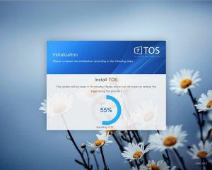 TOS 3 Installation 6 300x241 - NAS - Test du TerraMaster F2-220