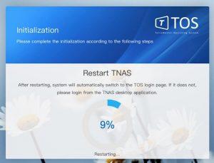 TOS 3 Installation 7 300x229 - NAS - Test du TerraMaster F2-220