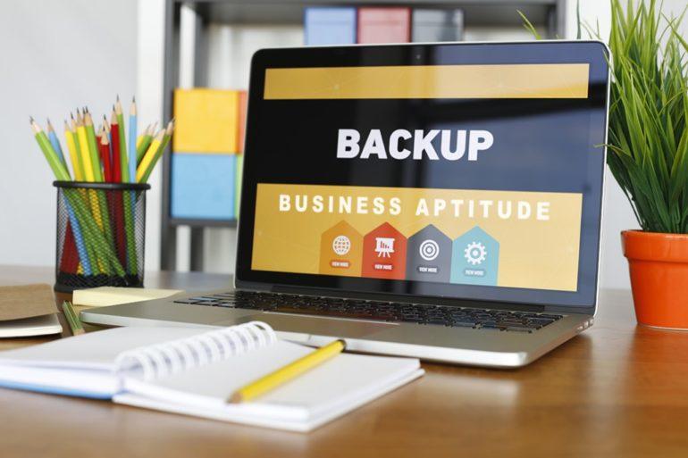 backup1 770x513 - Sauvegarde FTP automatique de son site vers un NAS