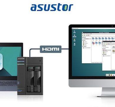 linux center 390x363 - NAS - Asustor annonce l'arrivée de Linux Center
