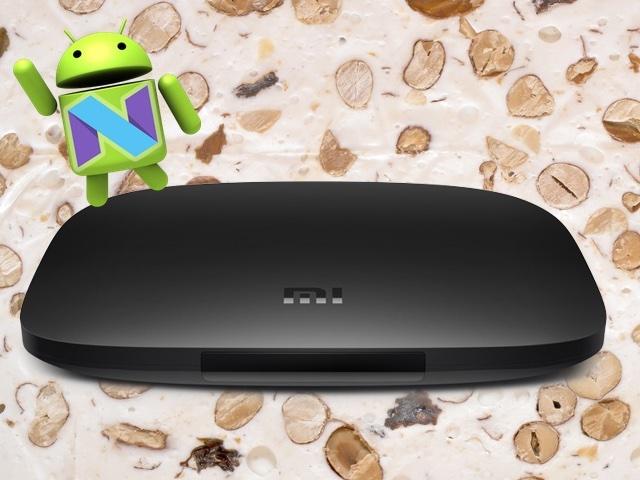 mi box nougat android 7 - Xiaomi MI Box 3 : Android TV 4K à petit prix [MàJ]