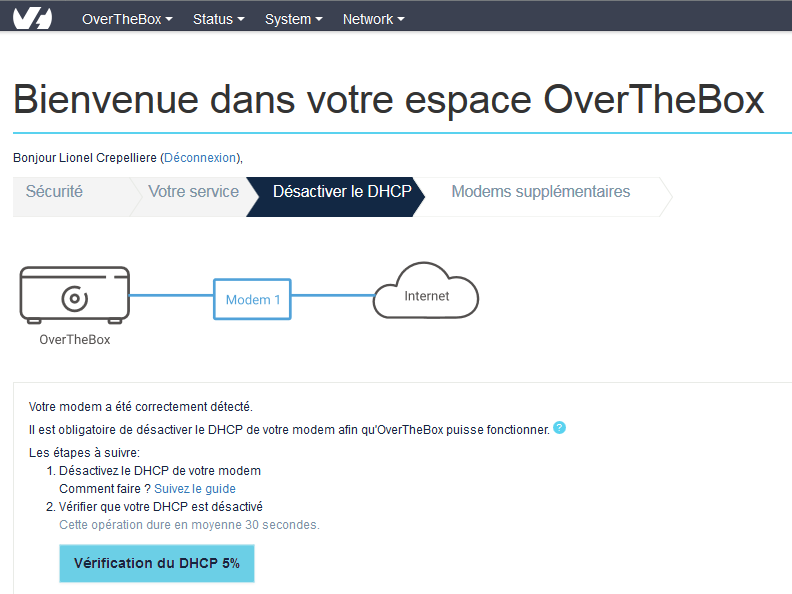 overthebox4 - OvertheBox agréger 1 à 4 connexions Internet