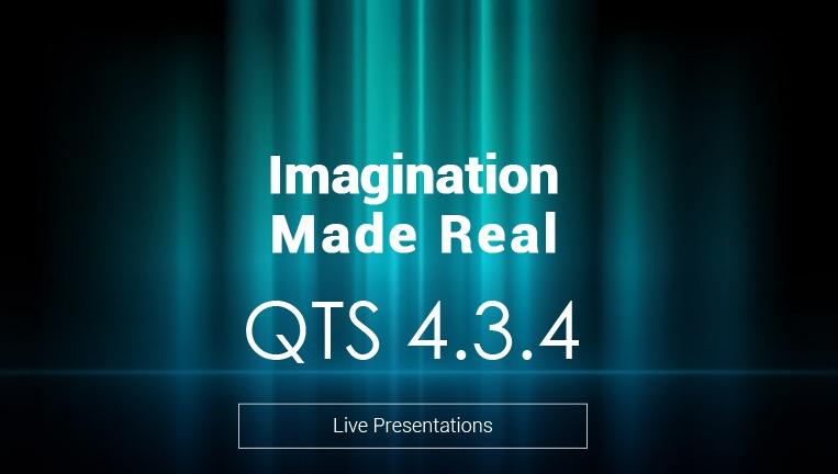 qts 4.3.4 - QNAP annonce QTS 4.3.4 (Snapshots pour NAS ARM) et TS-x77 (processeur Ryzen)