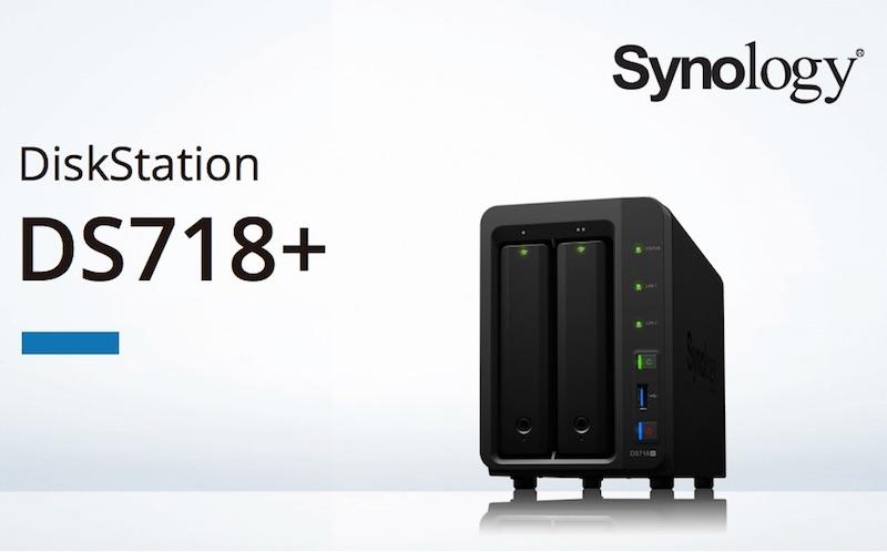 synology DS718plus - NAS - Synology DS218+ et DS718+ fuitent sur Internet