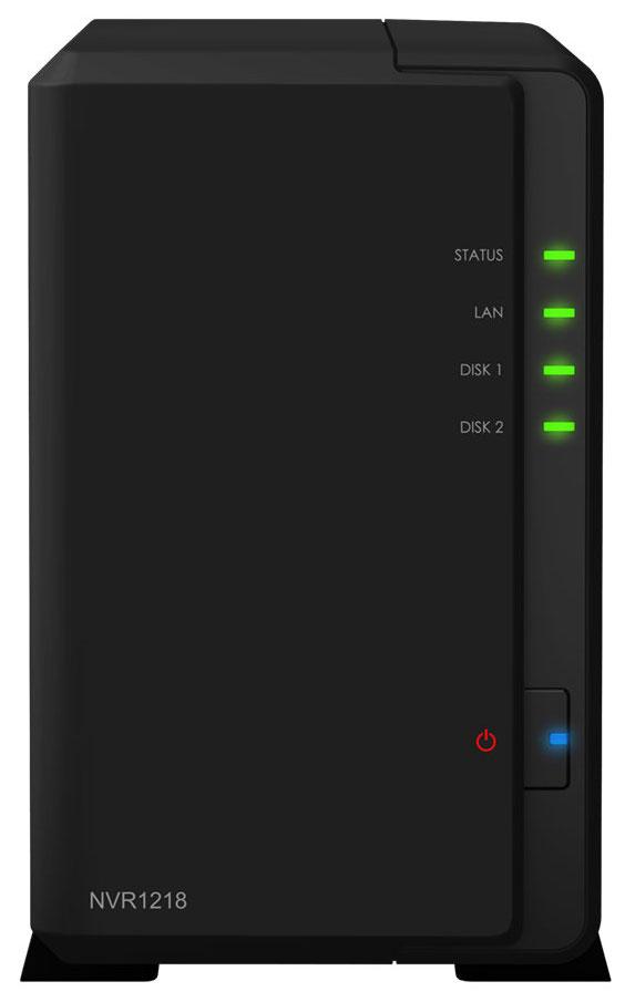 synology NVR1218 - Surveillance Station 8.1 retour de la vidéo sur navigateur