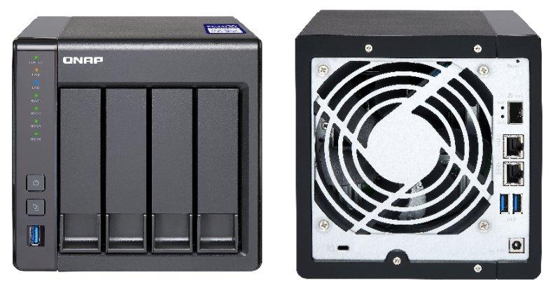 ts 431x2 - NAS - QNAP annonce la gamme TS-x31P2 et le TS-431X2