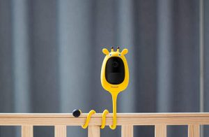 Argus Girafe 300x196 - Reolink Argus, test de la caméra IP sans fil