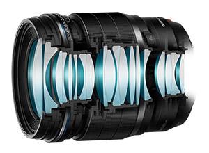M ZUIKO PRO 25mm - Olympus lance 2 objectifs à focale fixe M.Zuiko F1.2 PRO 17 mm et  45mm