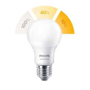 Philips SceneSwitch - Philips Ampoule LED 3 ambiances