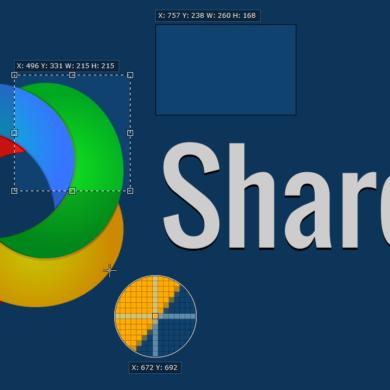 ShareX Presentation 390x390 - ShareX, la solution ultime pour la capture d'écran