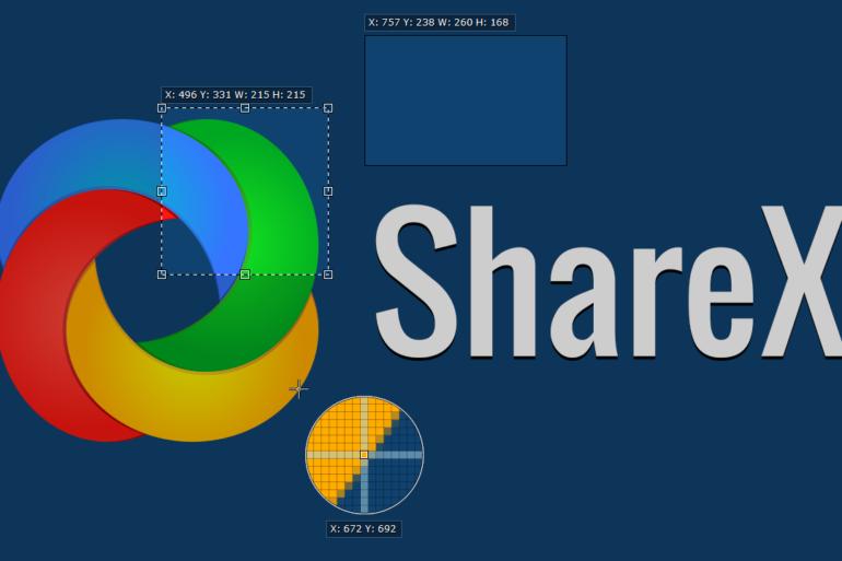 ShareX Presentation 770x513 - ShareX, la solution ultime pour la capture d'écran