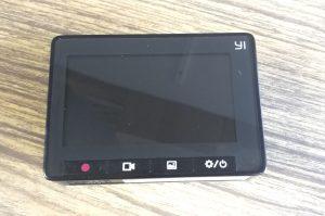 Xiaomi Yi Car arriere 300x199 - Test de la caméra Yi Dashcam