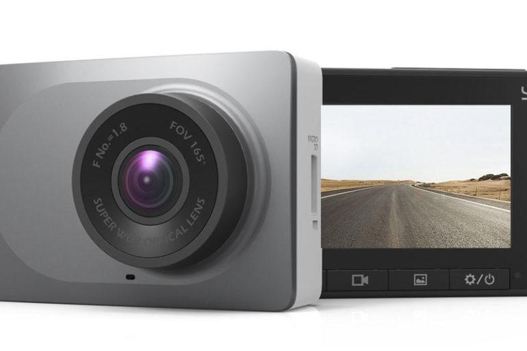 Xiaomi Yi Car promo 770x513 - Test de la caméra Yi Dashcam