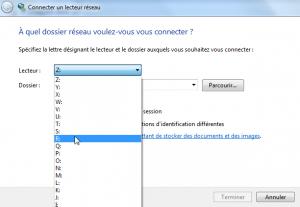 connexion w7 3 300x207 - Ajouter son NAS comme lecteur réseau sur Windows