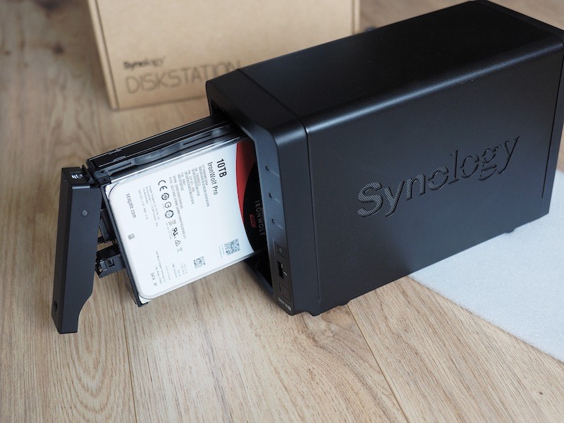 ds718 ironwolf - Test NAS Synology DS718+ : la relève est-elle assurée ?