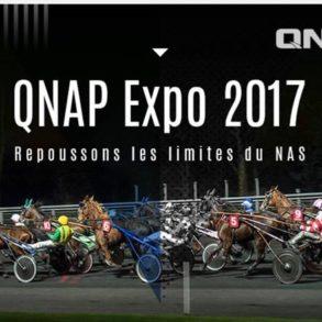 qnap expo 2017 293x293 - QNAP Expo 2017 : Nouveautés dans QTS 4.3.4 et encore plus de NAS...