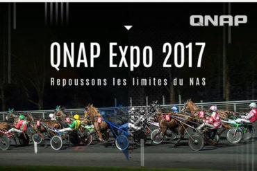 qnap expo 2017 370x247 - QNAP Expo 2017 : Nouveautés dans QTS 4.3.4 et encore plus de NAS...