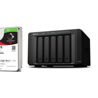 synology 12 390x390 - 3 disques durs Seagate 12To : IronWolf, IronWolf Pro et BarraCuda Pro