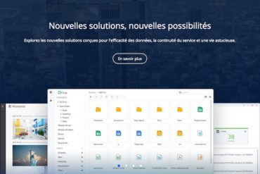 synology dsm 62 370x247 - NAS - Synology met à jour ses applications... en attendant DSM 6.2