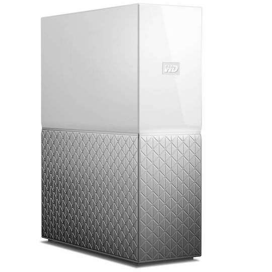 WD My Cloud Home - NAS 2018, trouver le meilleur (test, comparatif, guide, tuto...)