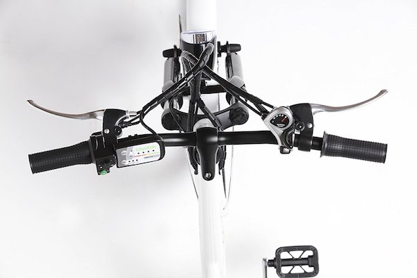 guidon - Un vélo électrique pas cher... enfin, accessible