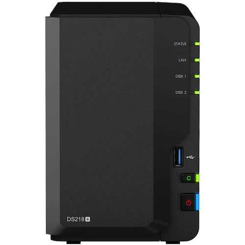 synology ds218plus - NAS 2018, trouver le meilleur (test, comparatif, guide, tuto...)
