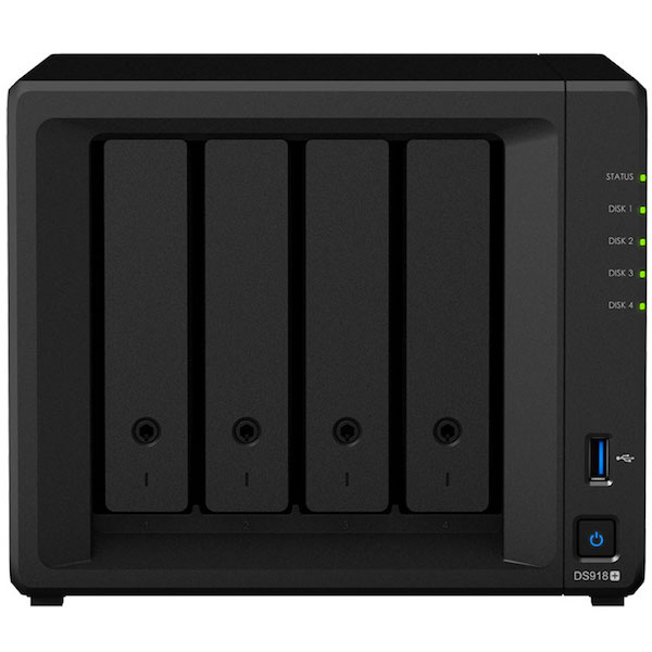 synology ds918plus - NAS 2018, trouver le meilleur (test, comparatif, guide, tuto...)