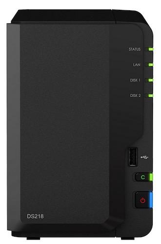 DS218 NAS - NAS - Synology annonce l'arrivée du DS218