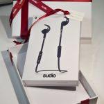 Sudio Tre cadeaux 150x150 - Écouteurs Sudio Tre : du son et un design