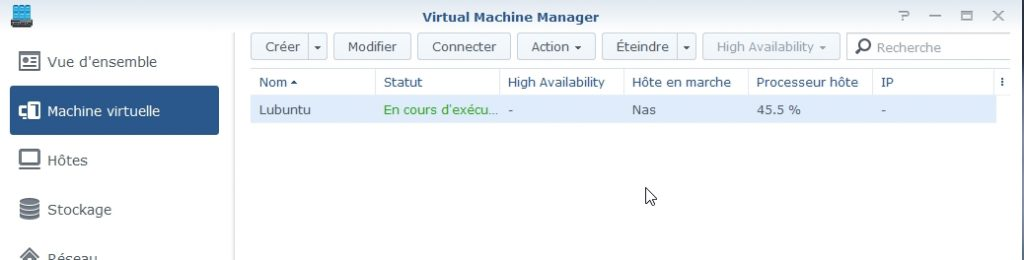 VMM Linux12 1024x260 - Synology : Virtual Machine Manager - Installation de Linux [TUTO]