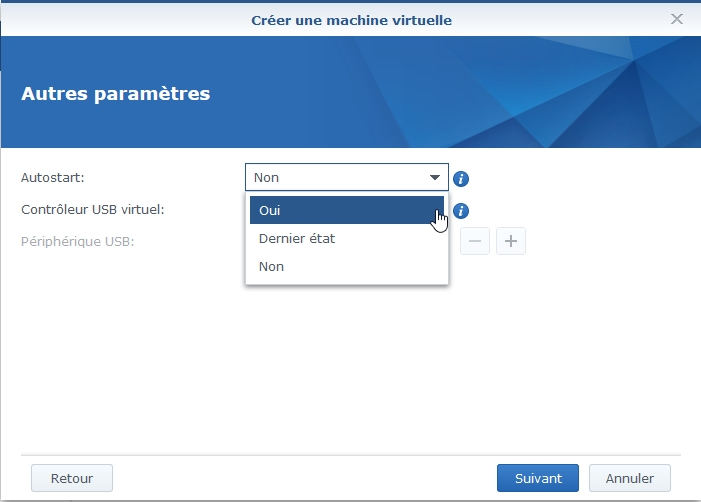 VMM Linux9 - Synology : Virtual Machine Manager - Installation de Linux [TUTO]