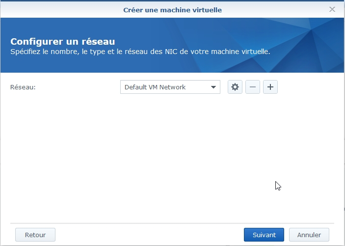 VMM Win10 10 - Synology : Virtual Machine Manager – Installation de Windows 10 [TUTO]
