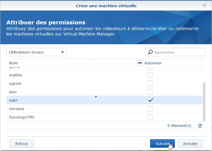 VMM Win10 12 - Synology : Virtual Machine Manager – Installation de Windows 10 [TUTO]
